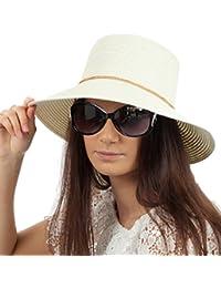 4cbc10a9e3f Amazon.co.uk  TOSKATOK - Sun Hats   Hats   Caps  Clothing