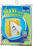 Coprilavatrice universale 60x60x85 colore blu, coprilavatrice per lavatrici con apertura tradizionale, telo proteggi lavatrice, coprilavatrice universale in PEVA, copertura di lavaggio, art 232