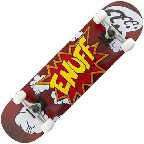 Enuff Pow Red Komplett Skateboard - 31