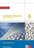Lambacher Schweizer Mathematik 5. Ausgabe Nordrhein-Westfalen: Klassenarbeitstrainer. Schülerheft mit Lösungen Klasse 5 (Lambacher Schweizer. Ausgabe für Nordrhein-Westfalen ab 2016)