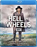 HELL ON WHEELS: SEASON 5 - VOL 2 - FINAL EPISODES - HELL (1 Blu-ray)