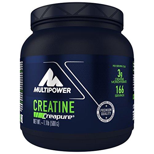 Multipower Creatine, 1er Pack (1 x 500 g)