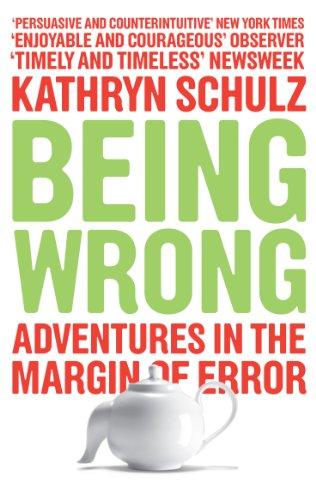 being wrong adventures in the margin