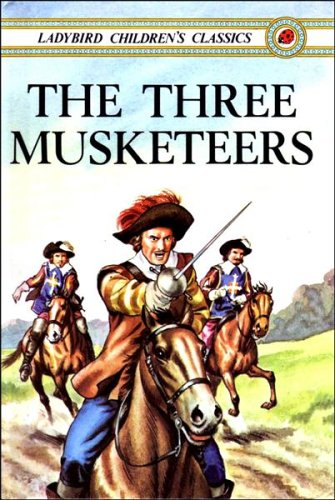 the-three-musketeers-ladybird-childrens-classics