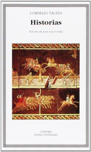 Historias (Letras Universales) por Cornelio Tácito