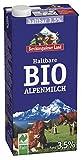 Berchtesgadener Land Bio Naturland Haltbare Bio-Milch (2 x 1000 ml)