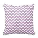 Best GENERIC Lilacs - Generic Lilac Chevron Pillow Covers Throw Pillow Case Review