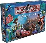 Hasbro - Monopoly Disney Pixar Edition