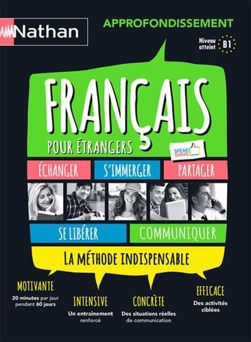 Français pour étrangers : approfondissement