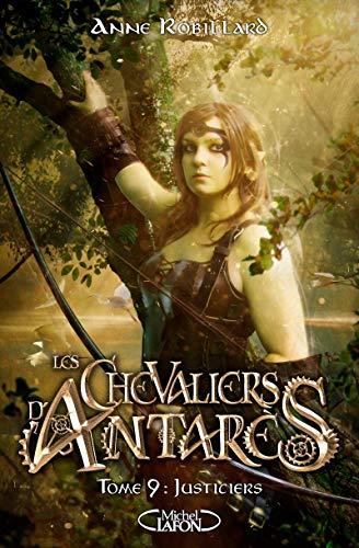 Les chevaliers d'Antarès - tome 9 (9)