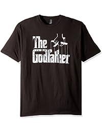 American Classics - Camiseta para Hombre con Logotipo del Padrino Envejecido - Multi - Small