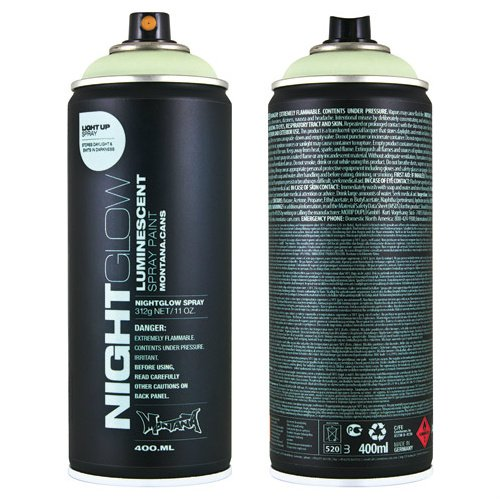Montana Nightglow Effect Luminescent Spray 400ml