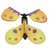 AOHANG 1PC Transform Flying Butterfly Cocoon into a Butterfly Magician Trick Magic Toy