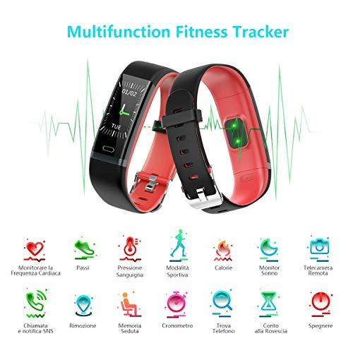 Zoom IMG-1 suptempo orologio fitness tracker pressione