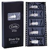 Silver Cig E-BOX30 Ersatzcoils 5er Packung