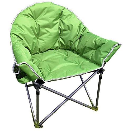 51kh2hb%2BCQL. SS500  - Crusader Comfort Extra Padded Folding Tub Camping Chair