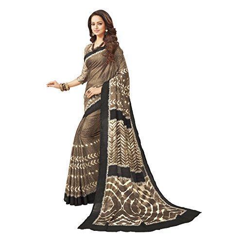 Glory Sarees Women\'s Cotton Art Silk Saree(glamora5910_Multi-Coloured)
