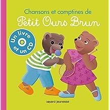 CHANSONS ET COMPTINES DE PETIT OURS BRUN CD