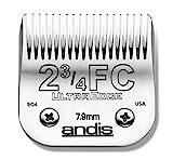 Andis Ultra Edge Blade 23/47,9mm-set von Klingen Haarschneider