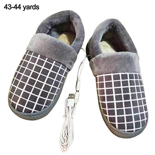 Wood.l scalda piedi riscaldati usb riscaldatore ricaricabile scaldapiedi riscaldatore elettrico winter office riscaldamento scarpe soletta riscaldatore