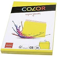 Elco Color 74618.72 - Sobre (C5, 100 g), color verde
