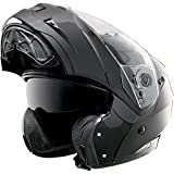Caberg Duke II Flip Front Motorcycle Helmet XL Smart Black