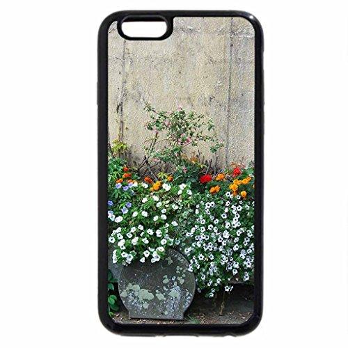 iPhone 6S / iPhone 6 Case (Black) Autumn flowers