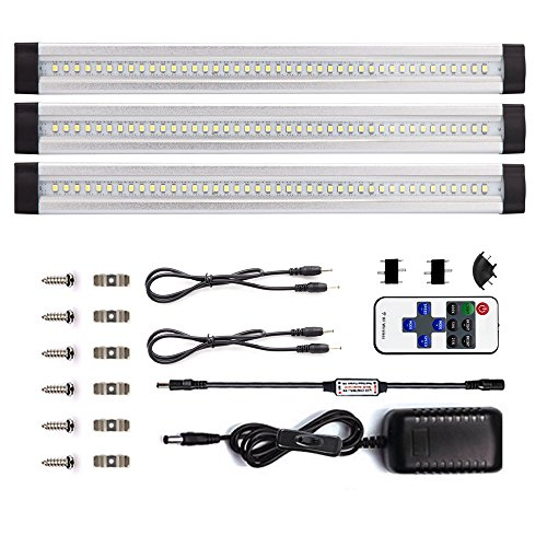 Luces LED regulable con mando a distancia LEBRIGHT