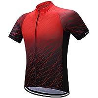 Plan A Hombre Verano Cycling Jersey Maillot Ciclismo Mangas Cortas Camiseta  de Ciclistas Ropa Ciclismo 5c0cee837