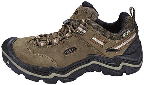 Keen Wanderer WP - Chaussures de randonnée Femme - marron 2016 chaussures de montagne green