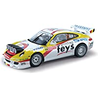 Scalextric - Porsche 911 GT3 Rally Marc Duez 2015, coche de juguete (A10219S300)
