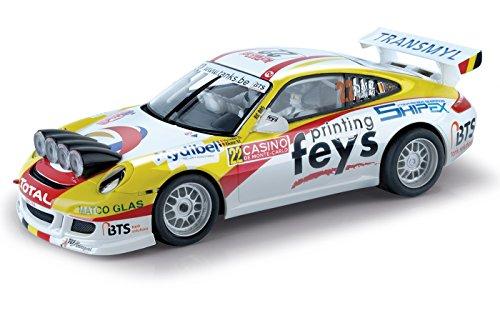 Scalextric - Porsche 911 GT3 Rally Marc