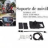 2016crf1000l Afrika Twin für BMW F700800GS R1200GS ADV Multifunktionsgerät Motorrad Handy Navigation Montage-Bracket Hold