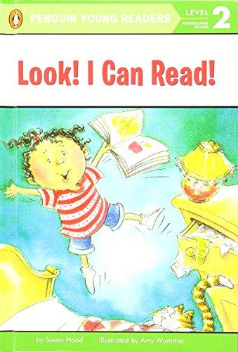 Look! I Can Read! (All Aboard Reading, Level 1, Preschool-Grade 1)