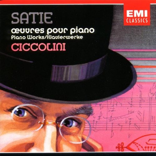 Satie: Oeuvres Pour Piano [Import anglais]