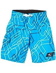 O'Neill Keanu Flower Boardshorts Pantalones Cortos Color Azul Aop