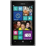 Nokia Lumia 925 Smartphone débloqué 3G (Ecran: 4.5 pouces - 16 Go - Windows Phone 8) Noir (Import Europe)