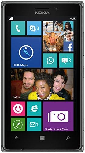 Image of Nokia Lumia 925 Smartphone (11,4 cm (4,5 Zoll) WXGA HD OLED-Touchscreen, 8,7 Megapixel kamera, 1,5 GHz Dual Core Prozessor) schwarz