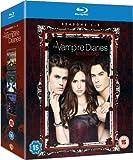 Vampire Diaries: Seasons 1-3 [USA] [Blu-ray]