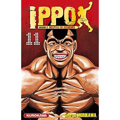 Ippo - saison 2, Destins de boxeurs - tome 11 (11)