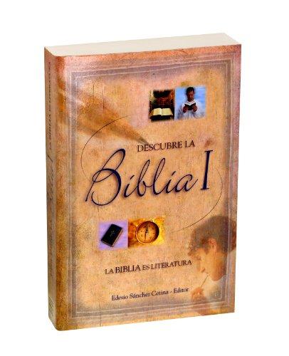 Descubre la Biblia I por Sociedades-Bíblicas  Unidas