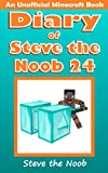 #8: Diary of Steve the Noob 24 (An Unofficial Minecraft Book) (Minecraft Diary of Steve the Noob Collection)