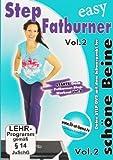 Easy Step Fatburner - Deine Step DVD mit dem Schwerpunkt für schöne Beine
