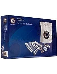 Einkaufstasche, offizieller Chelsea Golf-Geschenkset, Weiß