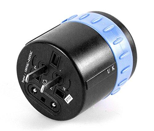 - 51khGr2ChML - Weltreise Stecker für jedes Land Strom Adapter Stecker Umwandler Weltreisestecker Reiseadapter Reisestecker Travel Umwandler