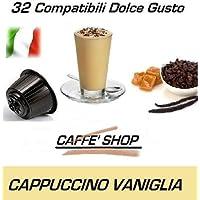 Cápsulas compatibles con Nescafè Dolce Gusto®, 32 Cápsulas Caffè Shop ...