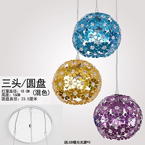 CLG-FLY lampadario sala da pranzo in stile