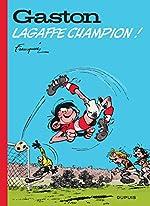 Gaston hors-série - Tome 6 - Lagaffe champion ! de Franquin