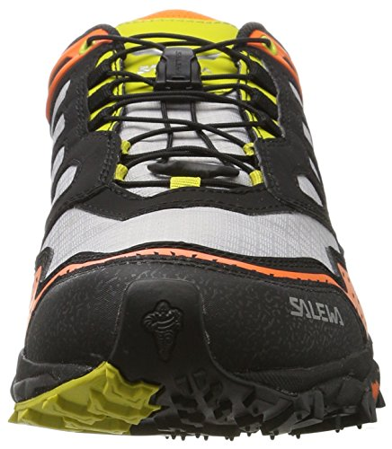 Salewa Ms Ultra Train Gtx, Chaussures de Fitness Homme Multicolore (Alloy/holland)