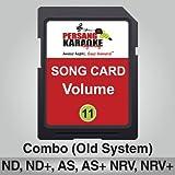 Persang Karoake Songs Card Volume-11 at amazon